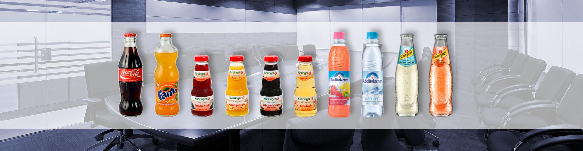 Getränkeservice Konferenzgetränke Getränkelieferant | Trink Oase - Business Water Solutions