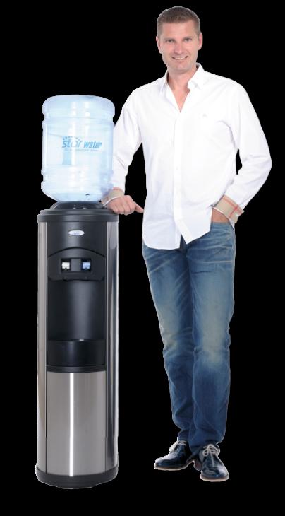 Wassersommelier Ronny Bastian | Trink Oase