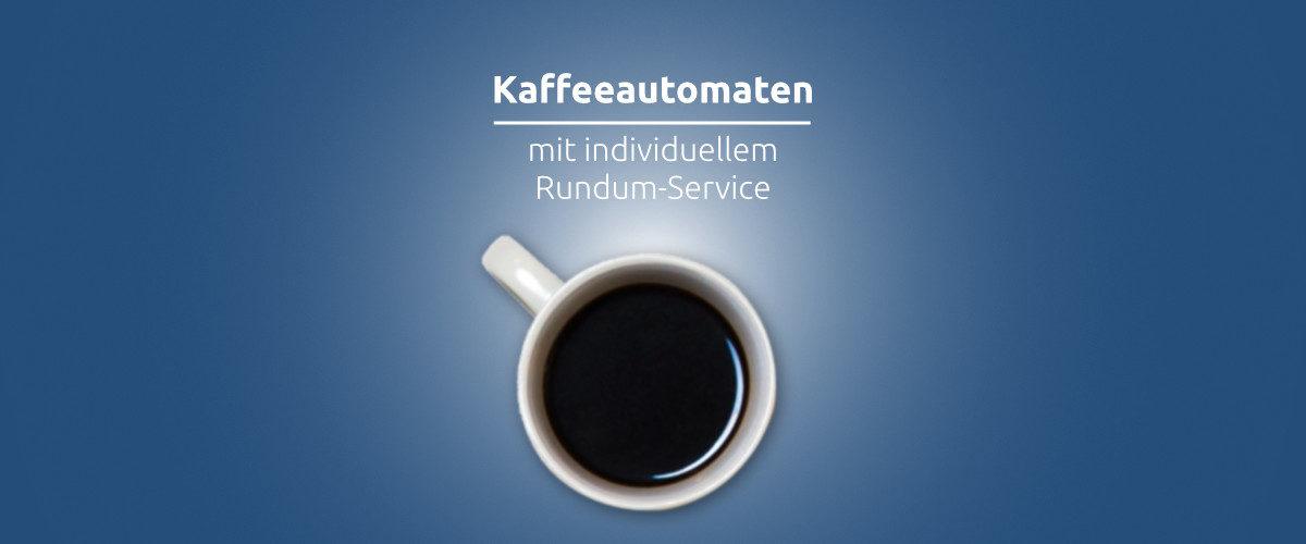 Aktion Kaffeautomaten mieten