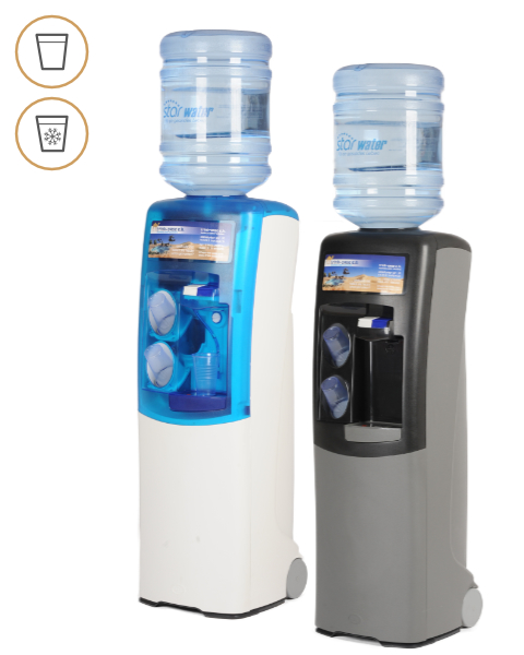 Trink Oase Wasserspender E-MAX