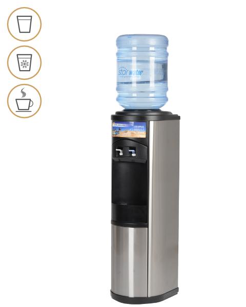 Trink Oase Wasserspender Oasis Edelstahl